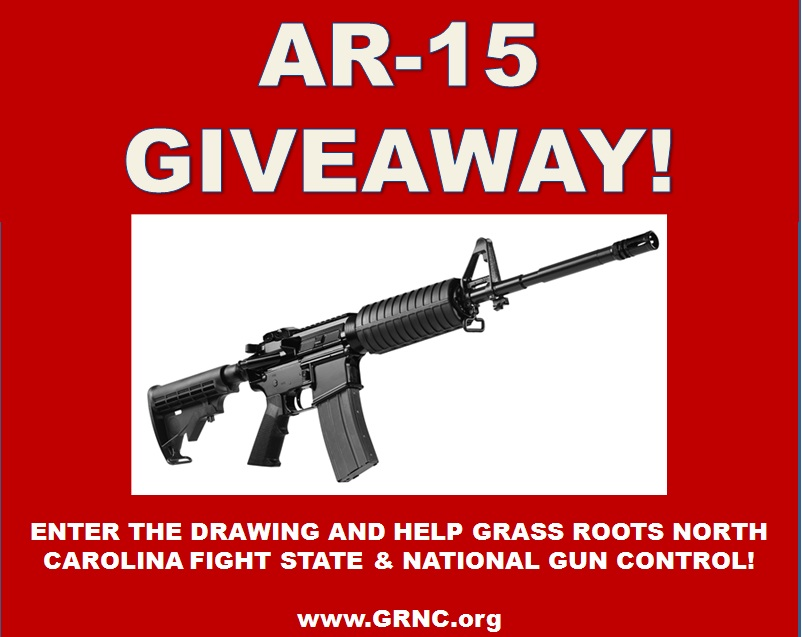 Enter to win an AR-15!