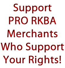 Support those that support YOUR rights!