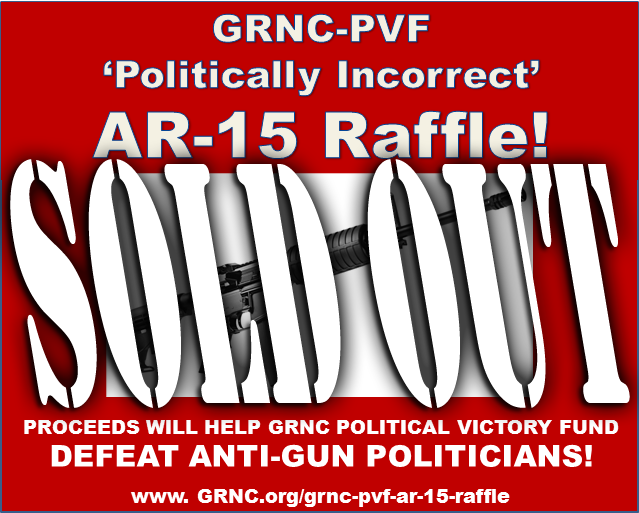 GRNC-PVF is raffling off an AR-15!